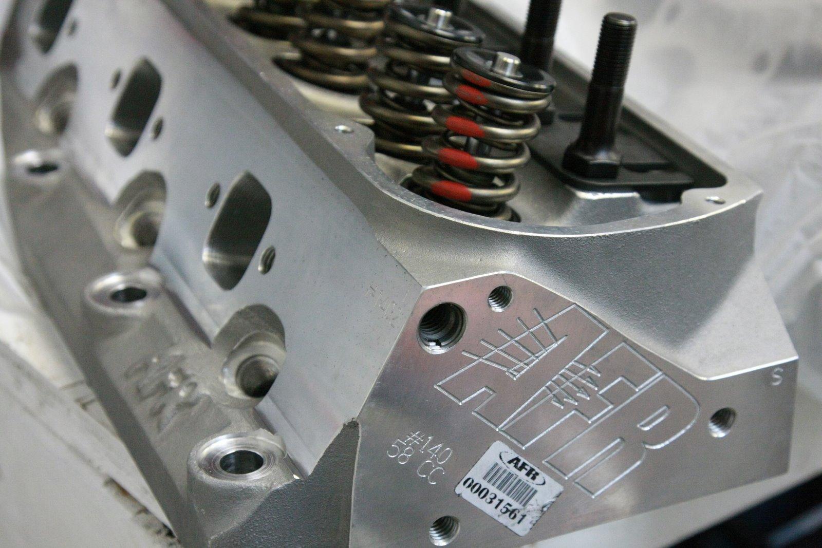 Mustang #315 » parts